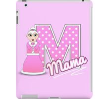 'M' is for Mama! iPad Case/Skin