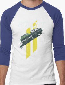 Bullitt Men's Baseball ¾ T-Shirt