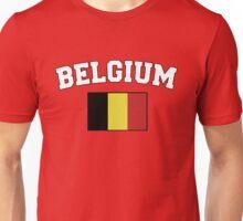 Belgium Team Unisex T-Shirt