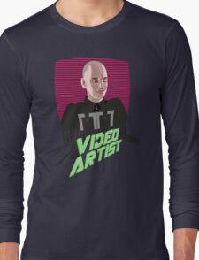 Knox Harrington, The Video Artist Long Sleeve T-Shirt