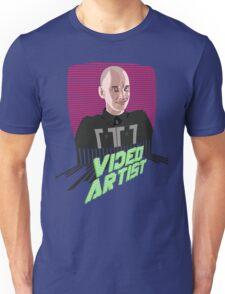 Knox Harrington, The Video Artist Unisex T-Shirt