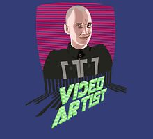 Knox Harrington, The Video Artist Unisex T-Shirt
