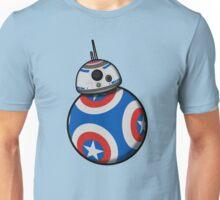 Captain Ameribot Unisex T-Shirt