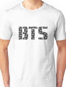 BTS/Bangtan Boys Logo/Font + Jimin Unisex T-Shirt