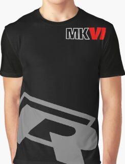MKVI R Logo  Graphic T-Shirt