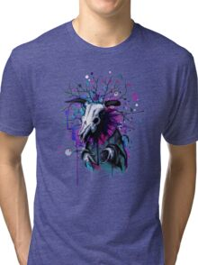 From Nature We Must Stray Tri-blend T-Shirt