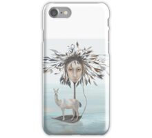 The Leaf Boatman iPhone Case/Skin