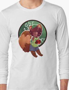 ABC Tanuki Long Sleeve T-Shirt