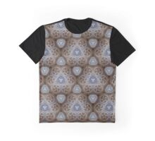 Spiral Trident Graphic T-Shirt
