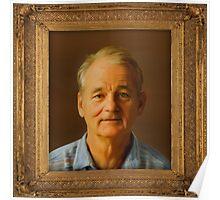 Bill Murray for Prez Poster