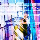 MCR Urban Abstract #02 by exvista