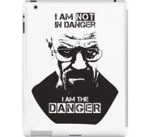 Breaking Bad - I Am The Danger iPad Case/Skin