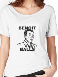 ARCHER BALLS Women's Relaxed Fit T-Shirt