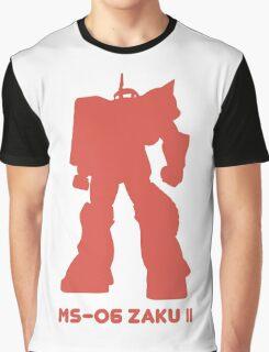 Zaku Graphic T-Shirt