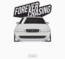 Forever Chasing [Toyota Chaser JZX100] One Piece - Short Sleeve