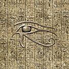 Eye Of Ra by Packrat