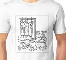 Chelmsford Witch Hanging, 1589 Unisex T-Shirt