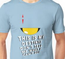 "Don't tell me what i can't do! - Locke ""LOST""  Unisex T-Shirt"