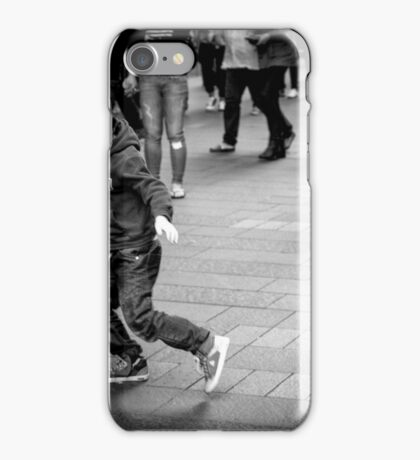 Dancing Boy iPhone Case/Skin