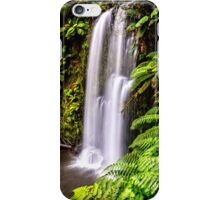 Beauchamp Falls Otway Forest  iPhone Case/Skin