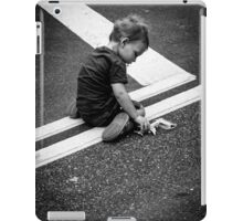 At the crossroads of Life iPad Case/Skin