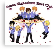 Ouran HighSchool Host Club Canvas Print
