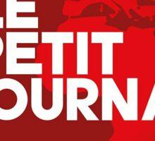 Le Petit Journal 2015-2016 Sticker