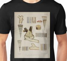 The botany of the Antarctic voyage of H M  discovery ships Erebus and Terror in the Years 1839 1843 Joseph Dalton Hooker V1 092 Unisex T-Shirt