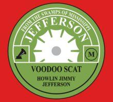 Voodoo Scat, Howling Jimmy Jefferson One Piece - Long Sleeve