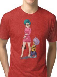 Shopping Tri-blend T-Shirt