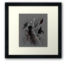 Domain Framed Print