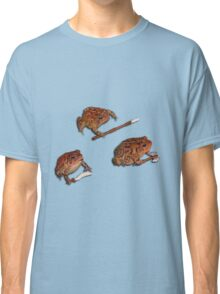 Battle Toads - Combat Readiness Classic T-Shirt