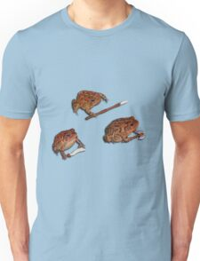 Battle Toads - Combat Readiness Unisex T-Shirt