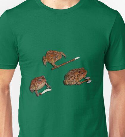 Battle Toads - Combat Readiness Unisex T-Shirt
