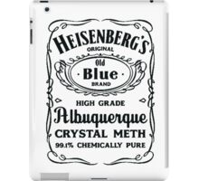 Heisenberg Jack Daniel's iPad Case/Skin