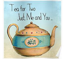 TEa fOR TwO Poster