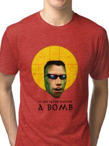 JC Et Salvator - Deus ex Tri-blend T-Shirt