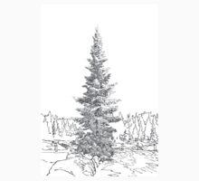 North American fir One Piece - Short Sleeve