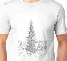 North American fir Unisex T-Shirt