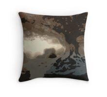 Weirwood Tree - Game of Thrones Throw Pillow