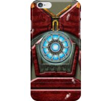 Ork Buster Iron Age Man Armour iPhone Case/Skin