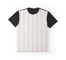 alternate color skulls pattern Graphic T-Shirt