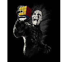 Cube Solved! Photographic Print