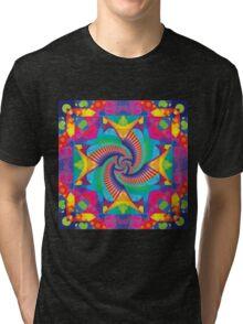 What Sensate Holds Power Tri-blend T-Shirt