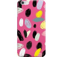 Pink Sea Shore iPhone Case/Skin