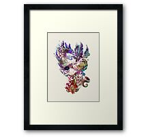 Birth and Death Framed Print