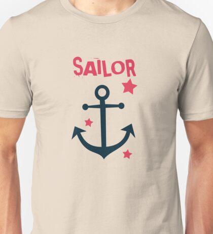 Sailor Unisex T-Shirt