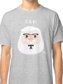 Colonel Daruma Classic T-Shirt