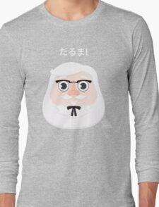 Colonel Daruma Long Sleeve T-Shirt