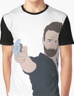 Rick Grimes Graphic T-Shirt